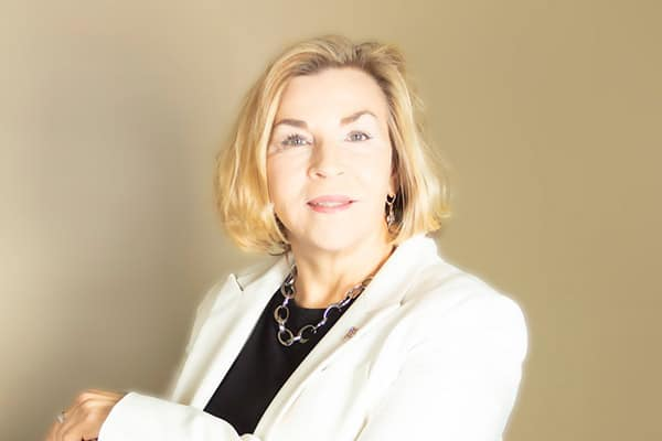 Becky McHughes managing partner at The McHughes Law Firm, PLLC